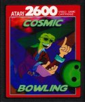 Cosmc Bowling for the Atari 2600