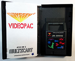 O2 / VP Multicart inside box