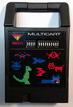 O2 / VP Multicart cover