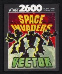 Space Invaders Vector for Atari 2600