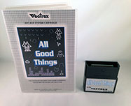 All Good Things Box shot 2 for the Vectrex