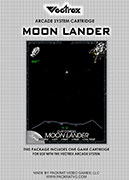 Moon Lander for the Vectrex