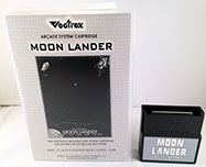 Moon Lander for Vectrex box and cart 2