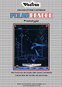Polar Rescue Debugged for Vectrex