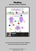 Spike's Water Balloons Analog Box Cover