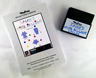 Spikes Water Balloons Analog for the Vectrex box and cart 1