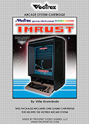 Thrust Box Cover