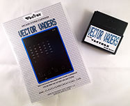 Vector Vaders Box and Cart 1