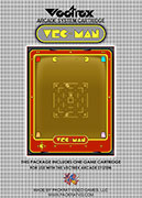 Vec-Man for Vectrex