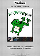 V-Frogger Box Cover